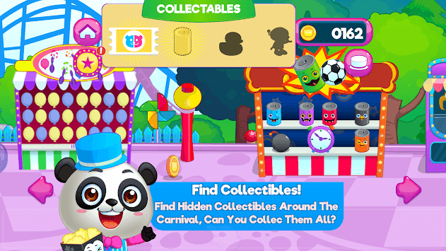 Panda Panda Funfair Party pc screenshot 2