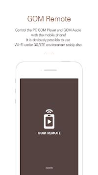 GOM Remote - Remote Controller pc screenshot 1