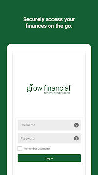 Grow Mobile Banking pc screenshot 2