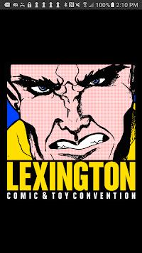 Lexington Comic Con 2018 pc screenshot 1