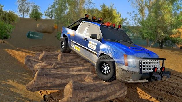 4x4 Offroad Driver 2019 pc screenshot 1