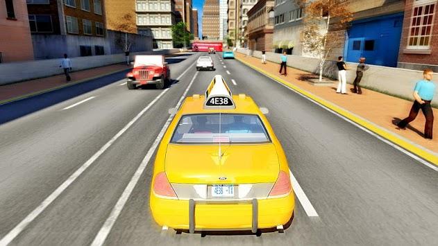 Taxi Sim 2019 pc screenshot 1