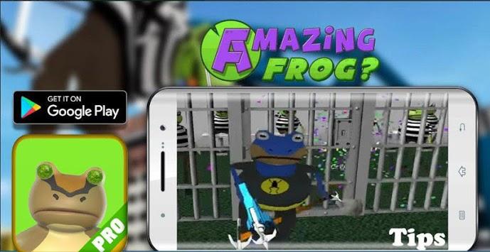 amazing frog simulator game 2019 Helper pc screenshot 1