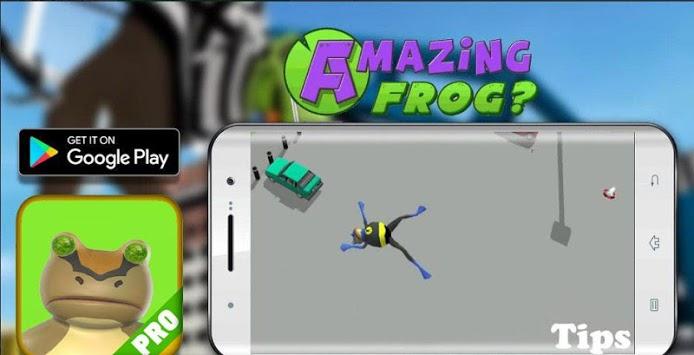 amazing frog simulator game 2019 Helper pc screenshot 2