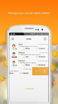 GPS-Trace pc screenshot 2