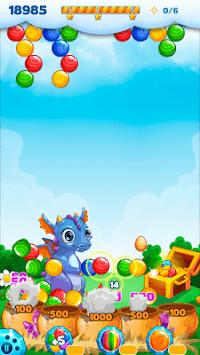 Dragon Pop: Bubble Shooter pc screenshot 1