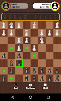 Chess Online - Duel friends online! pc screenshot 2