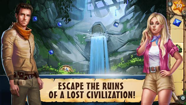 Adventure Escape: Dark Ruins pc screenshot 1