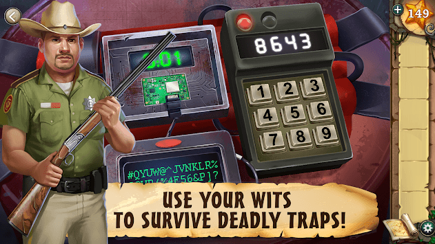 Adventure Escape: Dark Ruins PC screenshot 3