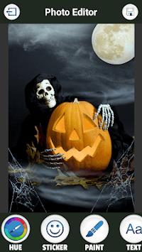 Halloween Photo Editor pc screenshot 1