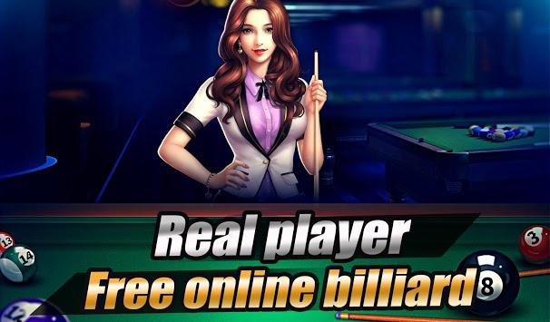 8 Pool Pro - Free online 8 ball Billiards pc screenshot 1