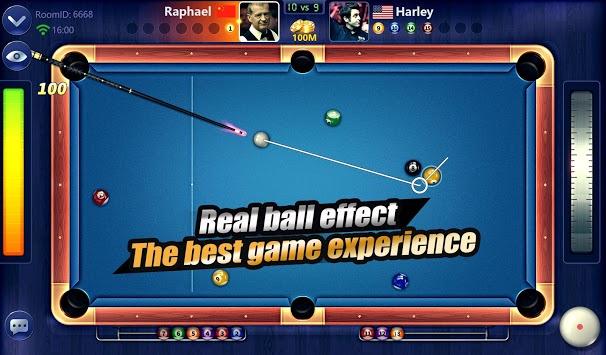 8 Pool Pro - Free online 8 ball Billiards pc screenshot 2