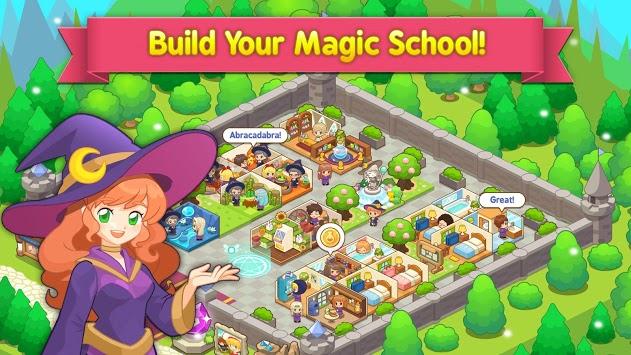 Magic School Story pc screenshot 1