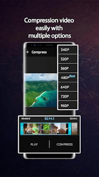 HD Video Convert to MP4, MP3 & Video Compressor pc screenshot 1