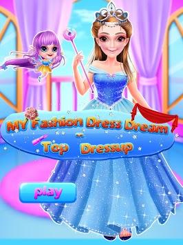 My Fashion Dress Dream - Top Dressup pc screenshot 1