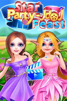 Star Party - Celebrity Feast pc screenshot 1