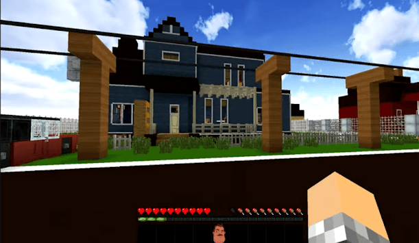 Neighbor House Escape Game pc screenshot 1