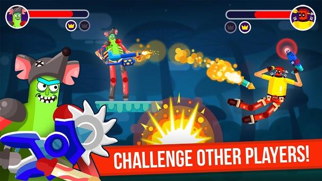 Ragdoll Rage: Heroes Arena pc screenshot 1