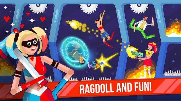 Ragdoll Rage: Heroes Arena pc screenshot 2