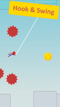 Flip Hero - Spider Hook pc screenshot 1