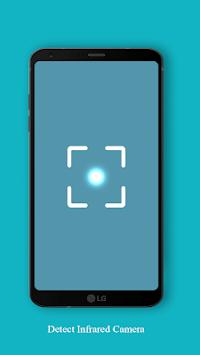 Hidden camera detector 2019 Spy camera detector pc screenshot 1