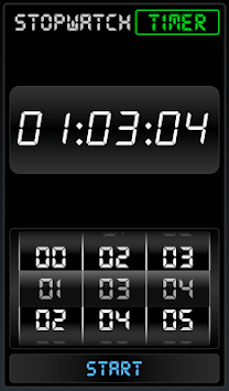Stopwatch Timer pc screenshot 1
