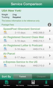 HK Post pc screenshot 1