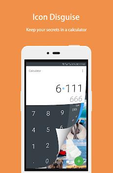 Calculator Vault - Photo Vault hide photos &videos pc screenshot 1