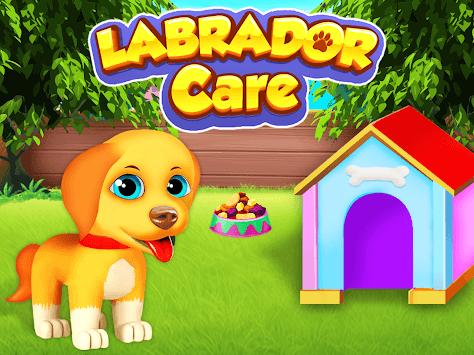 Labrador Pet Care - Puppy Love Simulator pc screenshot 1