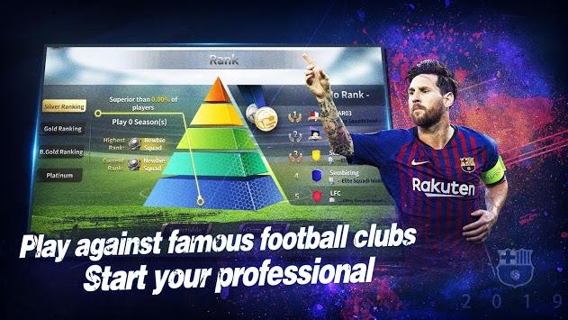Champions Manager Mobasaka: 2019 New Football Game pc screenshot 2