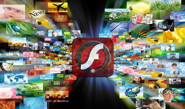 Flash Player For Android : Free pc screenshot 1