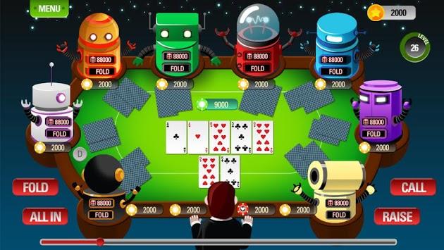 Poker: Bust My Bots (Free) pc screenshot 1