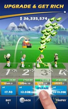 Idle Golf 🏌️ pc screenshot 1
