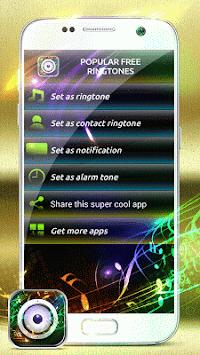 Popular Free Ringtones PC screenshot 2