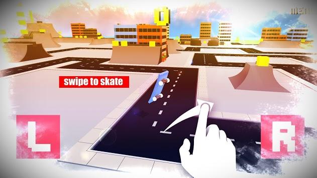 Tiny Skate Park Game - Skater! pc screenshot 1