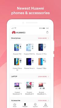 Huawei Store pc screenshot 2
