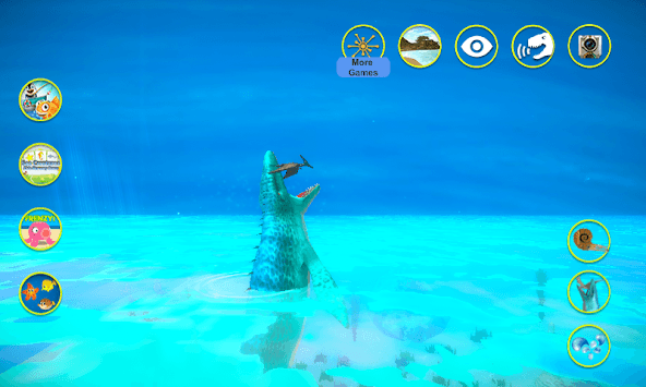Talking Mosasaurus pc screenshot 2
