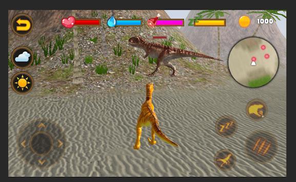 Talking Velociraptor pc screenshot 1
