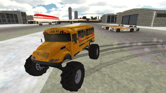 Truck Driving Simulator 3D pc screenshot 1