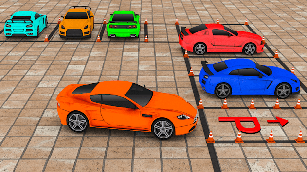 Multistory Car Crazy Parking 3D 3 pc screenshot 2