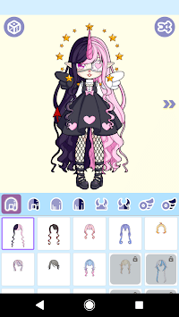 Magical Girl Dress Up: Magical Monster Avatar pc screenshot 1