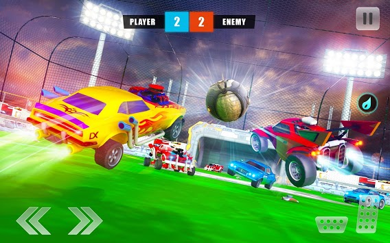 Rocket Car Football Tournament pc screenshot 1