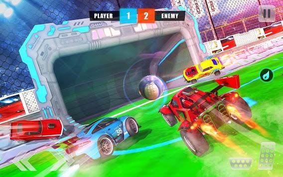 Rocket Car Football Tournament pc screenshot 2