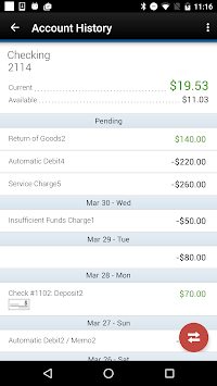SFCU Mobile Banking pc screenshot 1