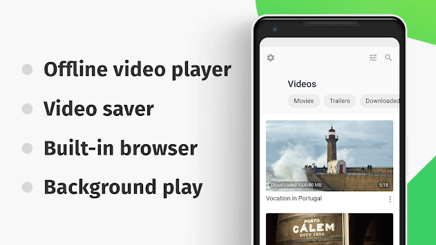 Televzr Player pc screenshot 1