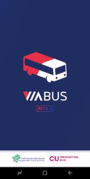 ViaBus - Transit Tracking & Navigation pc screenshot 1