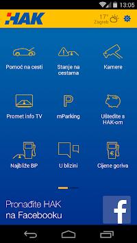 Croatia Traffic Info – HAK pc screenshot 1