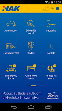 Croatia Traffic Info – HAK pc screenshot 2
