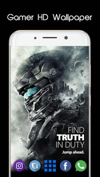 Gamer HD Wallpaper pc screenshot 2