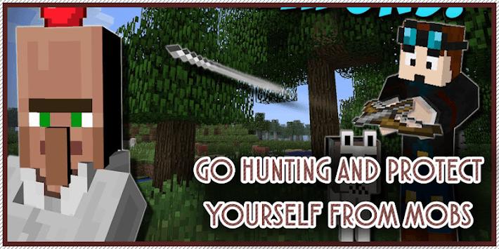 Guns Pro for Minecraft PE pc screenshot 1